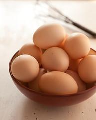 Eggs (Sarka Babicka Photography) Tags: brown easter bowl fresh eggs