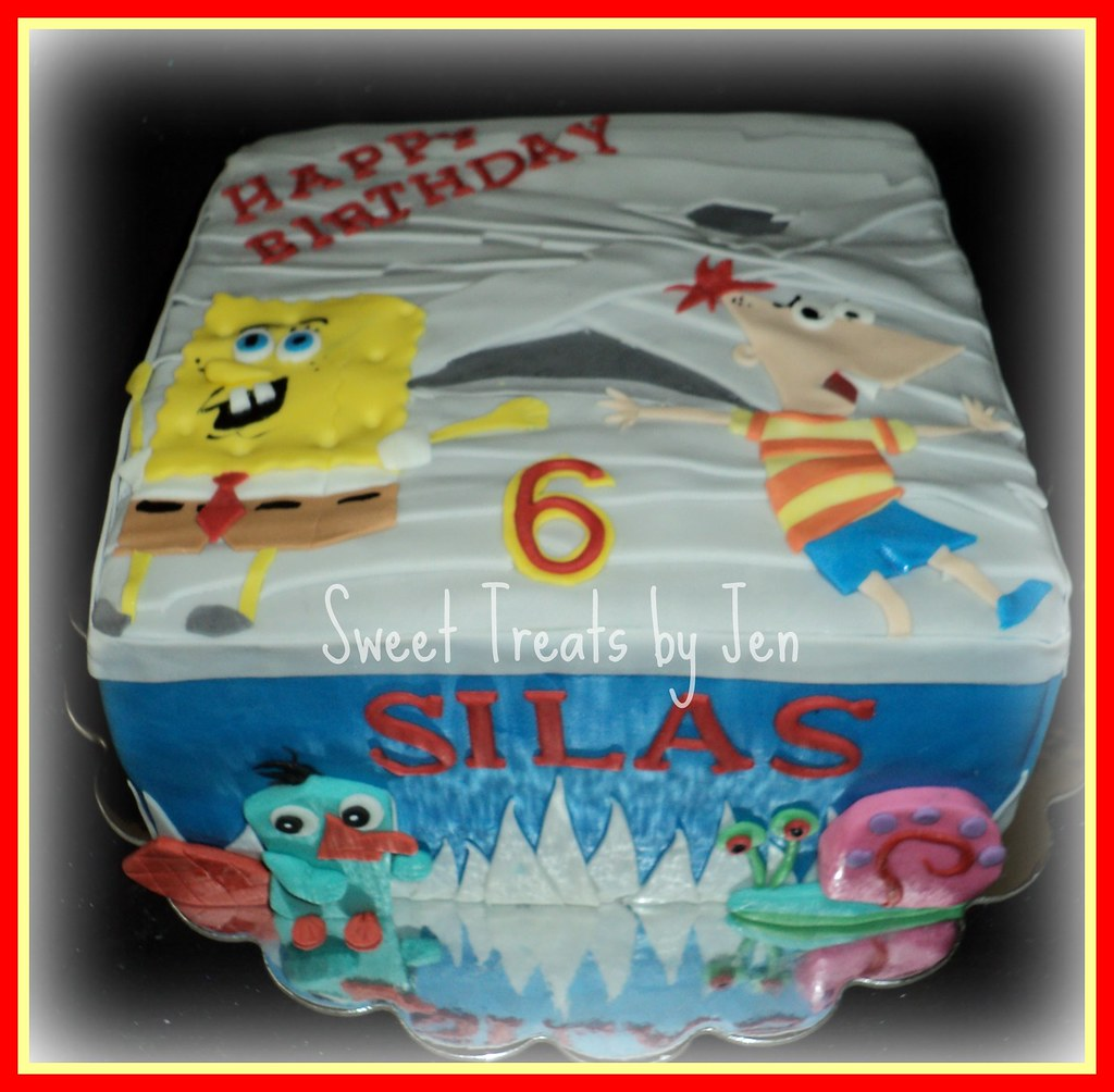 Nickelodeon Friends Sweets By Jen Tags Girls Boy Dog Film Basketball Cake Lens