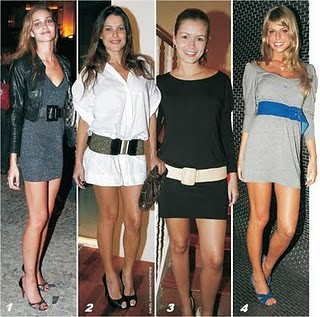 cintos femininos 2011