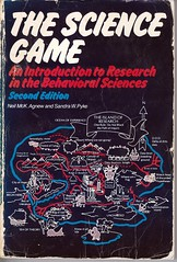 The Science Game by Neil Mck. Agnew and Sandra W. Pyke