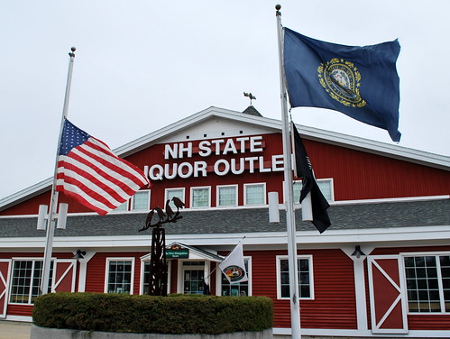 NH State Liquor Store