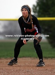 7I1R8364 (warren.robison) Tags: girls sports girl sport ball out photography action central first indiana christian highschool varsity softball bethesda pitcher triton basemen filder fairland ihsaa