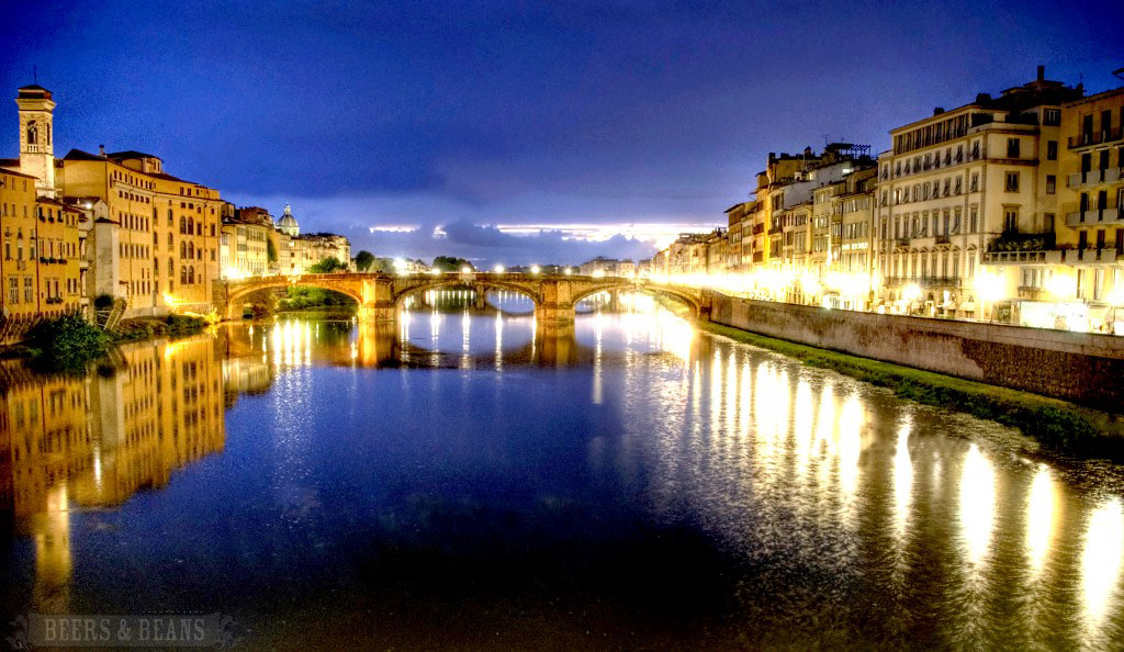 River Arno  - Florence, Italy