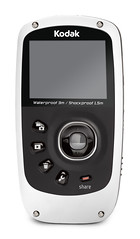 Kodak XZ5 PlaySport HD Pocket Video Camera