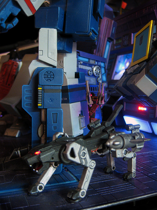 Masterpiece Decepticon Diorama Tfw2005 The 2005 Boards