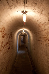 The Cellar Corridor (PeteZab) Tags: nottingham uk light england poor corridor cellar workhouse pauper southwell canoneos50d petezab peterzabulis sigma1770os