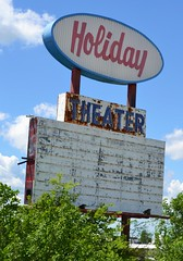 Holiday Drive-In Theatre Marquis (2) Crop (Dysonstarr) Tags: sign route66 landmarks drivein missouri springfieldmissouri marquis springfieldmo moviesign historicroute66 theatresign theozarks missouri66 holidaydrivein holidaydriveintheatre holidaydriveintheatremarquis route66landmarks historicroute66landmarks