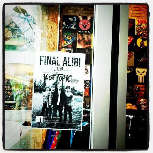 . final alibi .