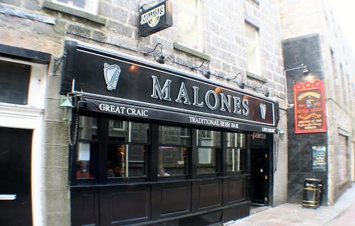 Irish Pub, Aberdeen