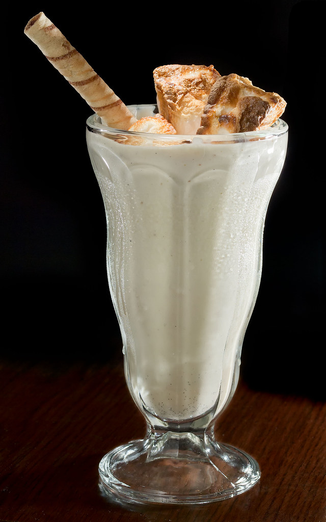 365 beverages-119 Toasted Marshmallow Milkshake