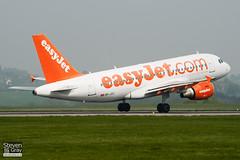 HB-JZU - 2402 - Easyjet - Airbus A319-111 - Luton - 110421 - Steven Gray - IMG_4503