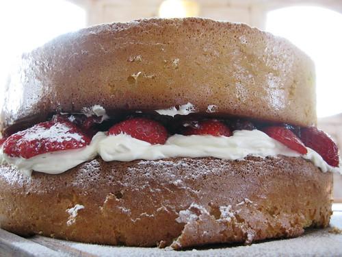 A monster cake