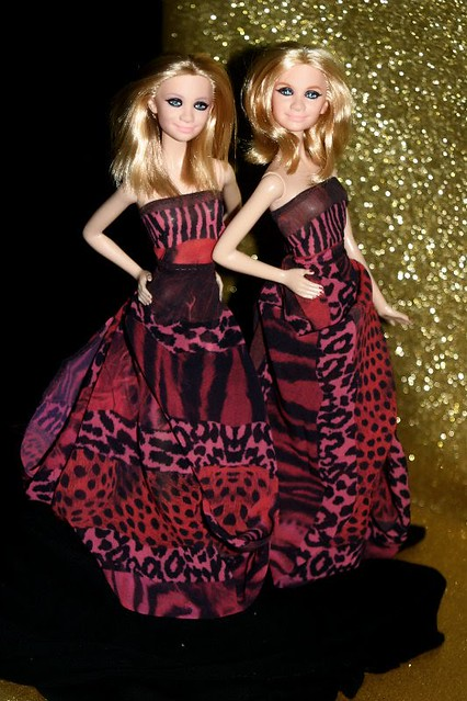 Ashley e Mary Kate Olsen by Le Lima - Designer de Moda