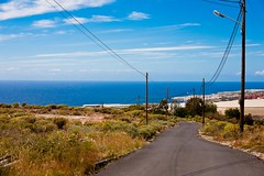 North & West coast (potomo) Tags: ocean travel winter holiday canon island spain europe greenhouse tenerife canary discovery teneriffe adeje eos5d guiadeisora michelesolmi vojyage