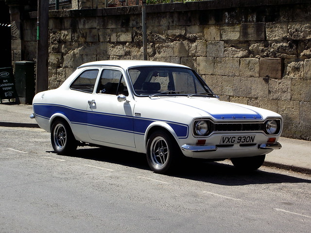 Mk1 Ford Escort RS2000