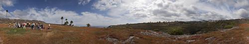 Proximidades al  Yacimiento Arqueolócigo de La Guancha, Firgas. Isla de Gran Canaria
