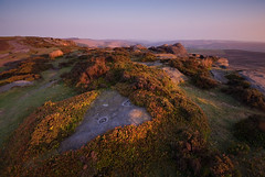 Stanage Billberry (andy_AHG) Tags: sunset rural outdoors evening spring rocks derbyshire peakdistrict scenic moors pennines darkpeak stanageedge britishcountryside northernengland landscapephotography beautifullandscapes highneb easternedges stanageend crowchin