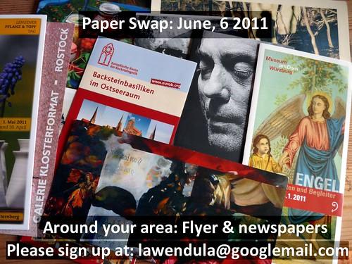 Paper Swap June