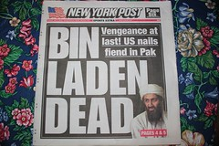 La noticia en el New York Post