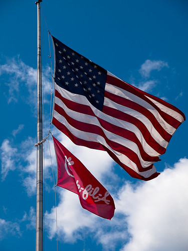 Chick-fil-a Flags