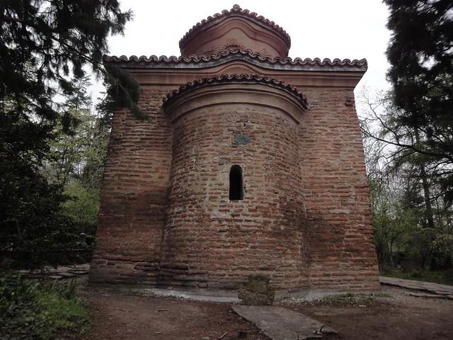 Igreja Boyana em Sofia Bulgária