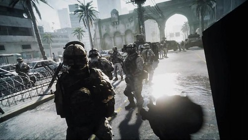 Battlefield 3 Features Standalone Coop Mode With 10 Maps