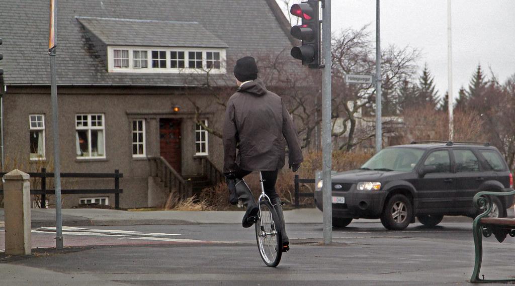 One Wheel Traveller