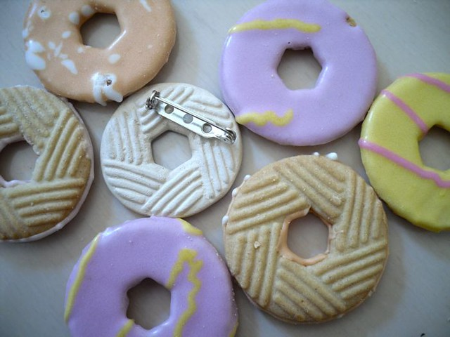 Party Rings reverse