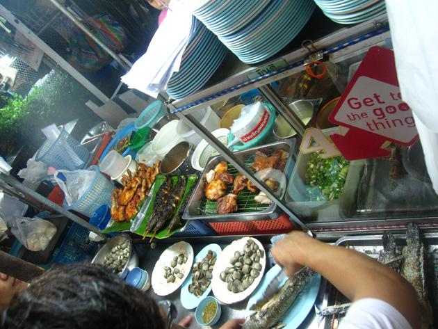 Isan Street Food in Bangkok
