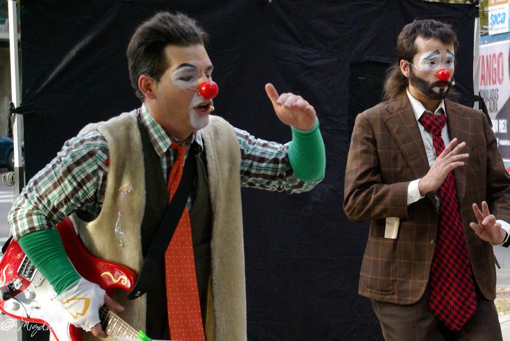 Clown.Feria 087