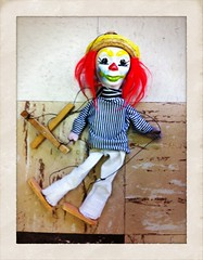 """My toddler calls this """"Scary Puppet"""""""