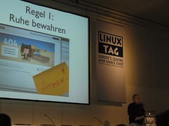LinuxTag: Breathe!