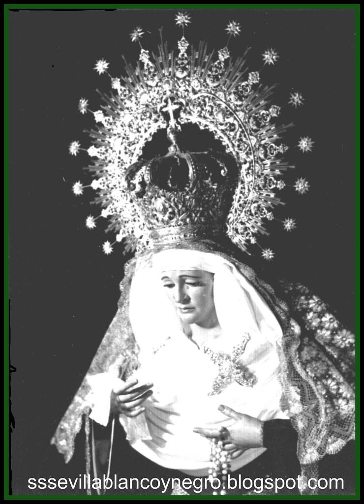 María Santísima de las Tristezas 197...