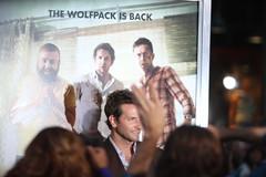 Bradley Cooper (kjdrill) Tags: california justin usa mike zach movie ed paul losangeles tyson ken bradley hollywood cooper premiere blvd helms giamatti bartha jeong 1624 galifiankis hangoverpart2 monkeythailandfilmcomedyfunny