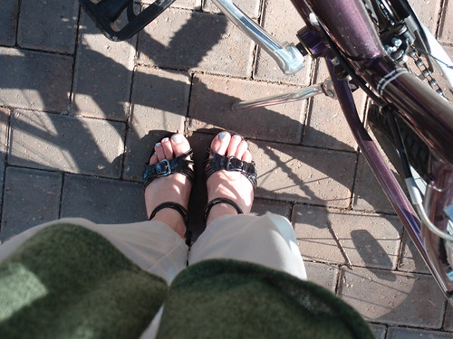 Cycling in New Wedges