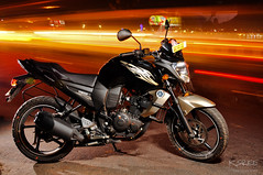 The LOTS - Yamaha FZS (KSREE.) Tags: lighting india bike wow photography 22 nikon flash may motorcycle yamaha hyderabad product 28300mm lots nissin tankbund 2011 d90 greatphotographers fzs thebestshot di622 sb700 motorbikesmotorcyclesopentoall nighttrials ksree lordofthestreets