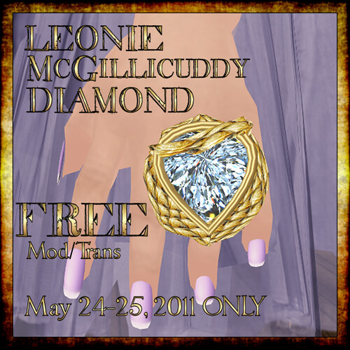 LEONIE McGillicuddy Diamond Ring white-gold  2 by Leonie22