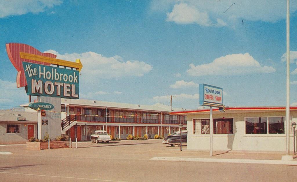 The Holbrook Motel - Holbrook, Arizona