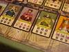 キャラクターカードの条件の達成度に応じて勝利点を加算!