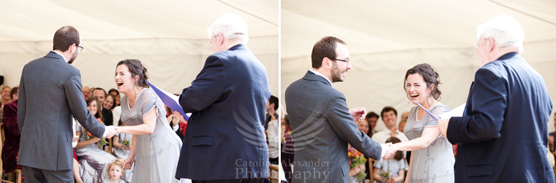 Wedding photographer Crickhowell 19 ceremony2