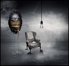 reflection of truth (H.Adam) Tags: idream —obramaestra—
