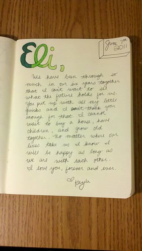30 Day Journal Challenge - Prompt 7 by kaylasoukie