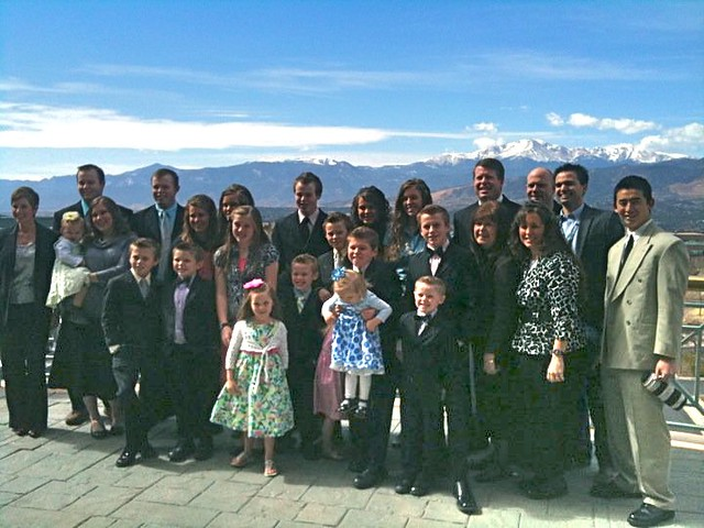 Duggars in Colorado
