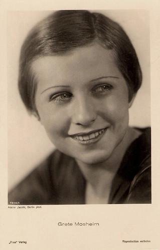 Grete Mosheim