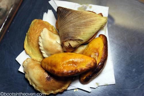 Our big salteña anniversary feast