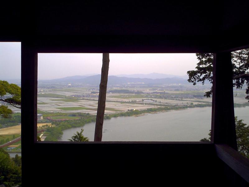 いい眺め|長命寺