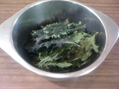 Sweet Kale Chips by mikeysklar