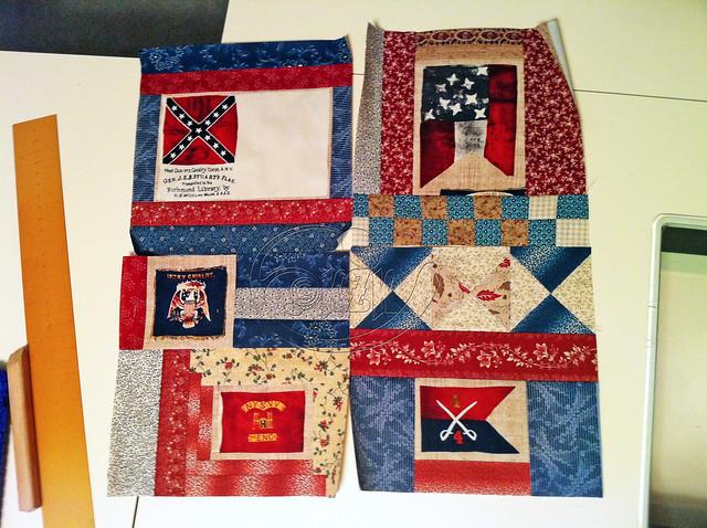 IMG_2695 Gettysburg Battle Flag Quilt