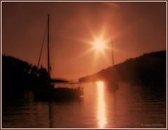 _MG_0221 - Version 2 (Gena Golovskoy) Tags: sunset sea sun canon landscape island yacht croatia sail gena ancorage adriatic dalmatia brach dalmacija bra dalmacia watercape hrvatcka ggolovskoy golovskoy bobovise