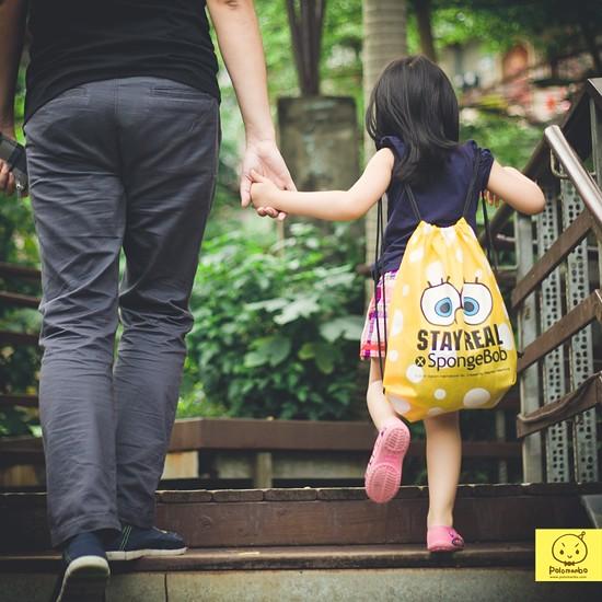 stayreal, friendlyflickr, 海綿寶寶, 五月天阿信, t恤, stayreal海綿寶寶, 潮t, 阿信自創品牌 ,www.polomanbo.com